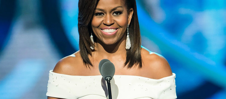 Michelle Obama black woman quote
