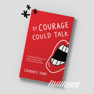 If courage could talk book cover