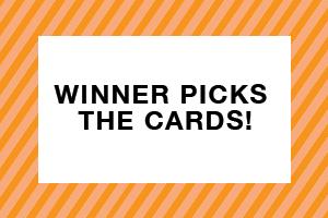 Pep Talker card bundle prize Risk-A-Day Challenge